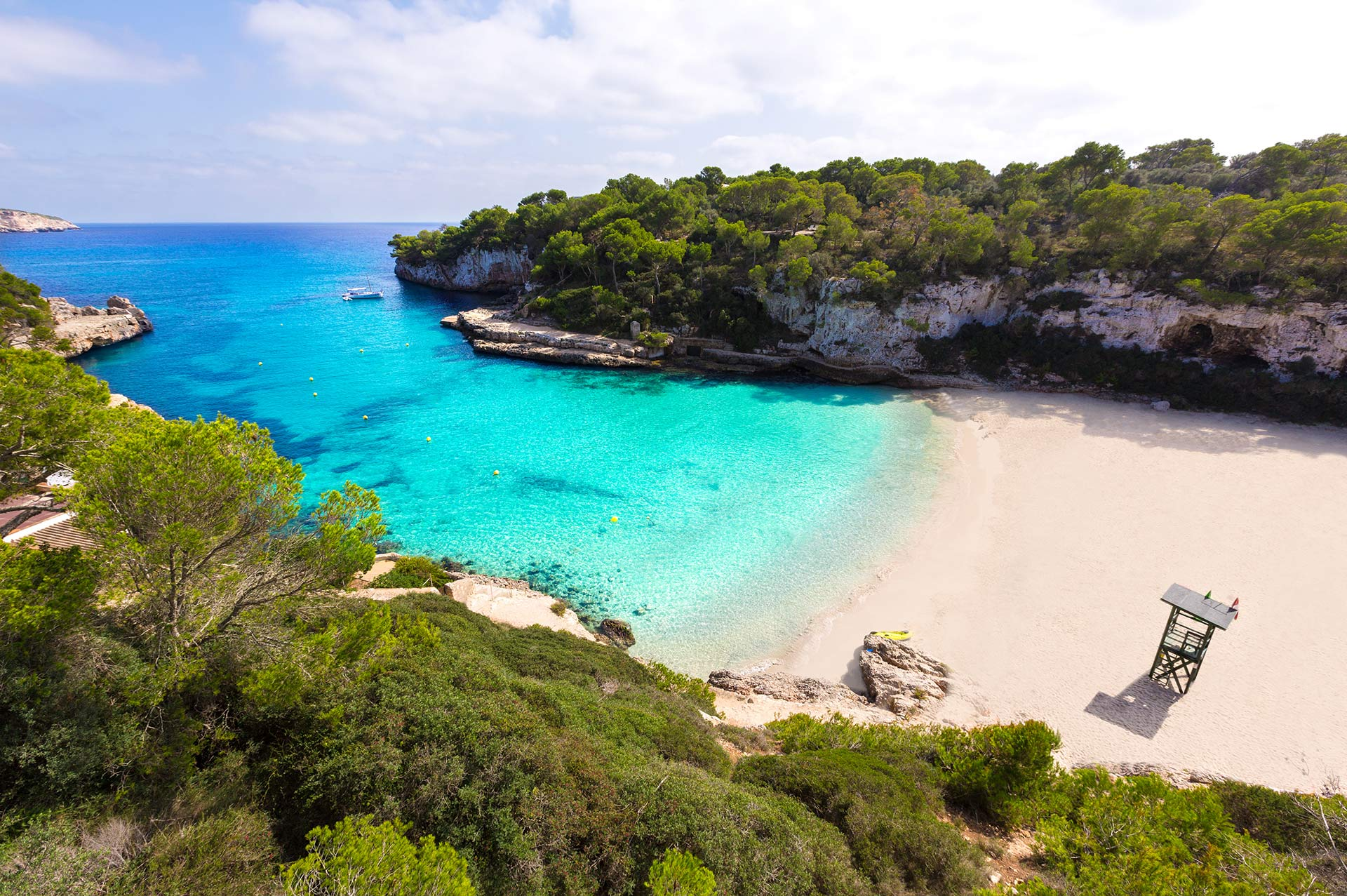 top yacht charter destinations mediterranean spain mallorca gallery 1