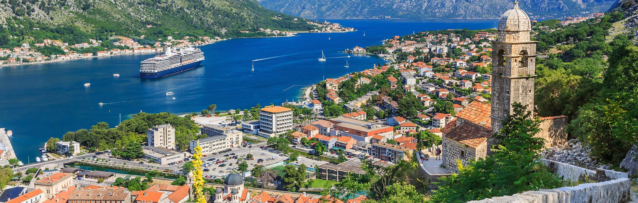 top yacht charter destinations adriatic sea montenegro kotor main slider 1