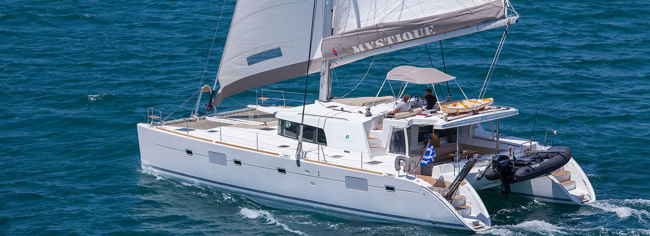 Mystique Sailing Yacht for Charter Mediterranean slider 1