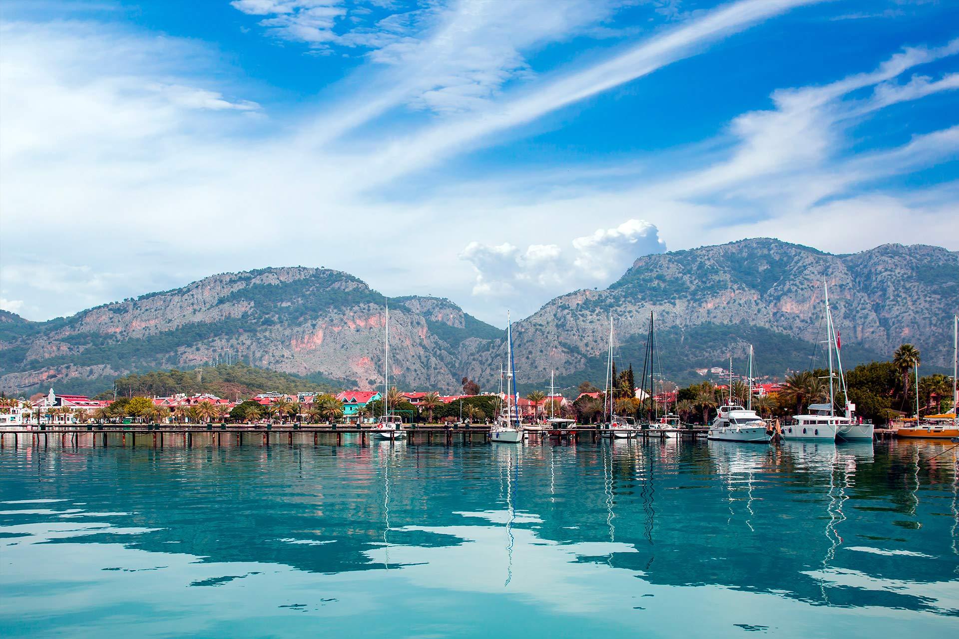 Abberley Luxury Yachts Gocek Yacht Charter