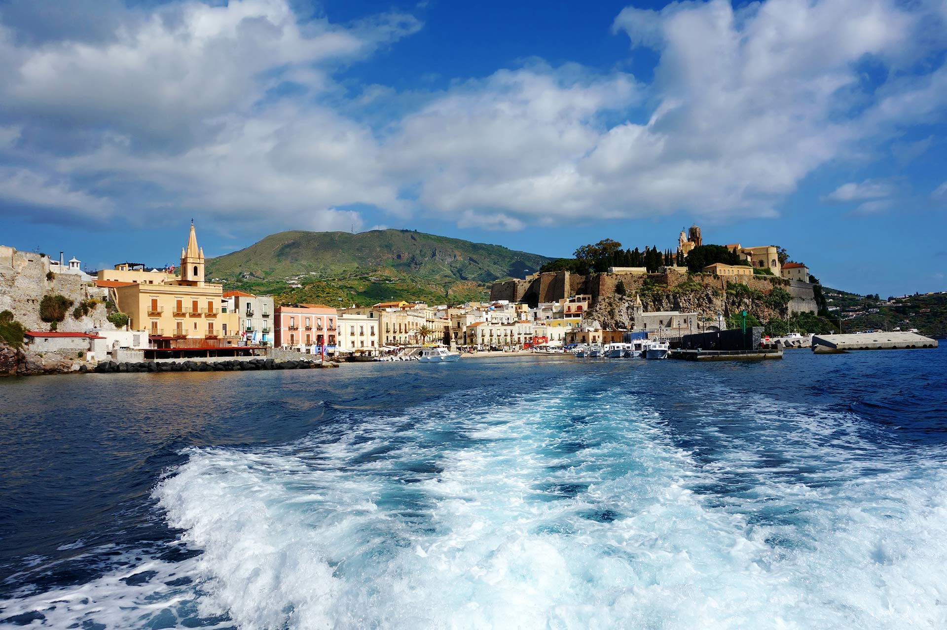 top yacht charter destinations mediterranean sicily and lipari islands lipari and the other aeolian islands gallery 2