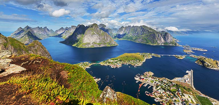 top yacht charter destinations northern europe norway preview