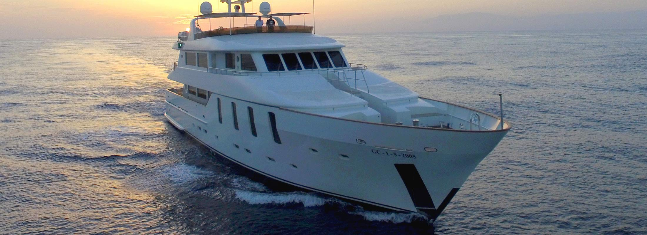 Silentworld Motor Yacht for Charter Cambodia Vietnam Great Barrier Reef slider 2