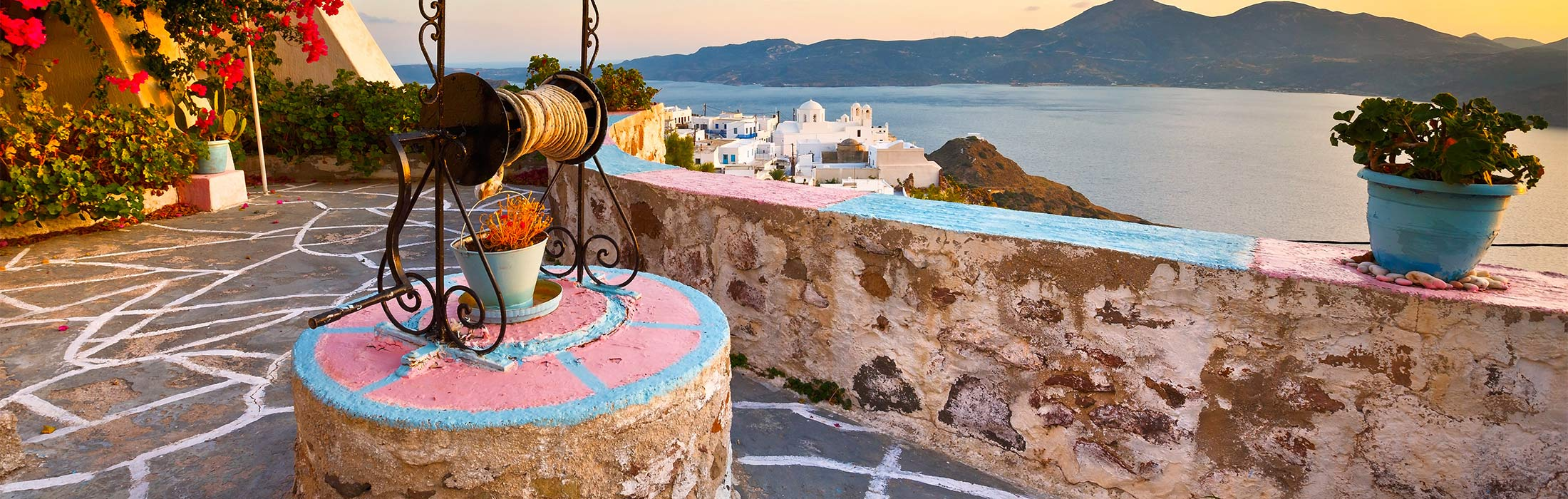 top yacht charter destinations mediterranean greece cyclades milos main slider 1