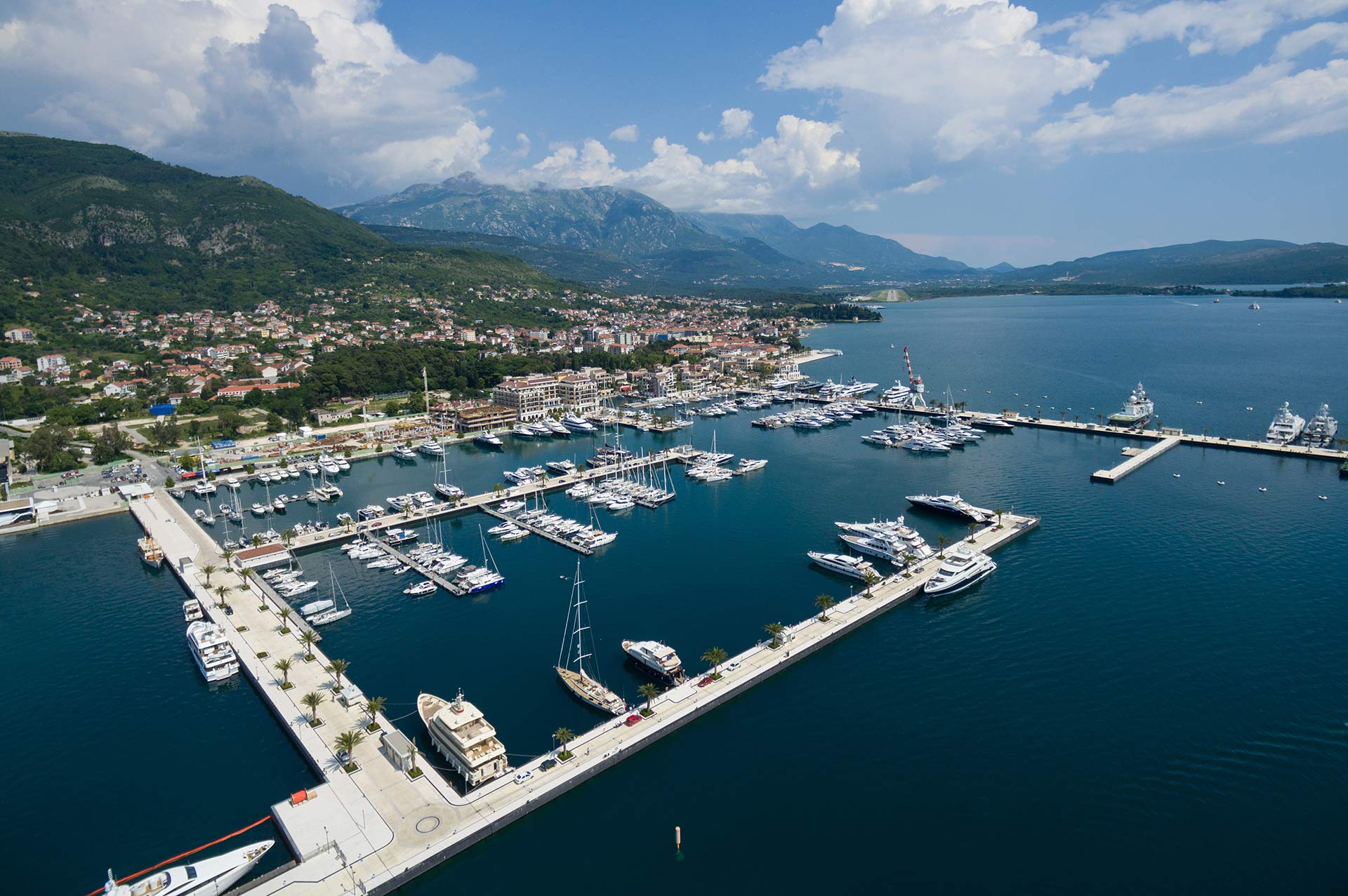 top yacht charter destinations adriatic sea montenegro tivat gallery 1