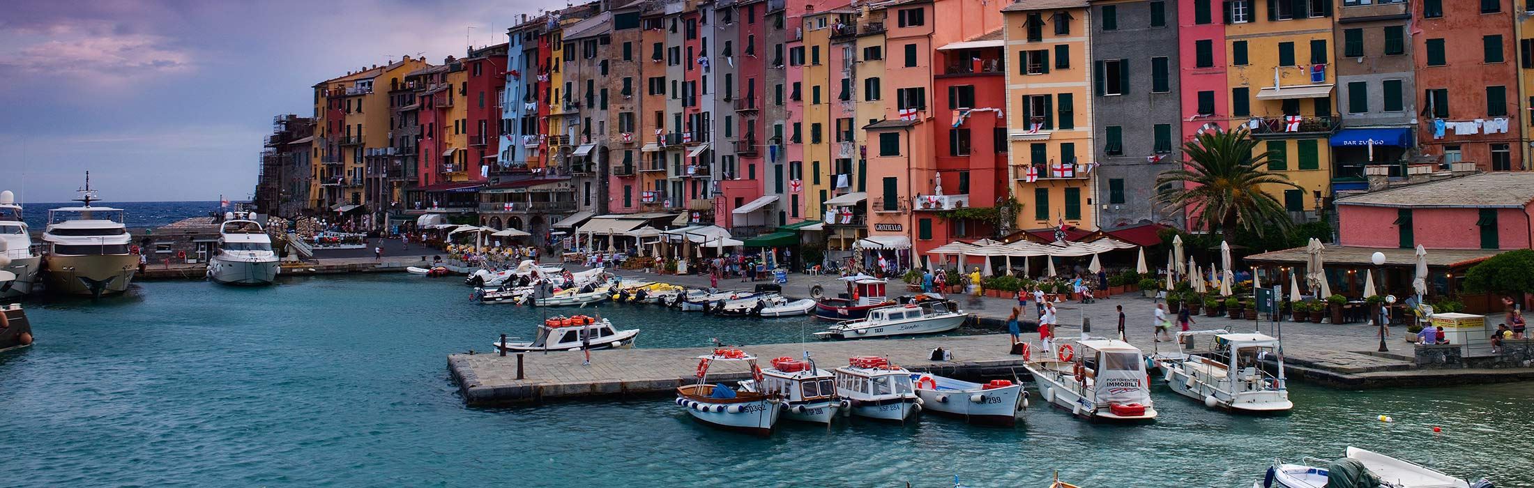 top yacht charter destinations mediterranean italian coast cinque terre and la spezia main slider 1