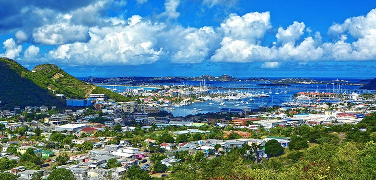 top yacht charter destinations carribean bahamas carribean st martin preview