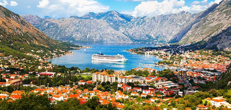 top yacht charter destinations adriatic sea montenegro kotor preview