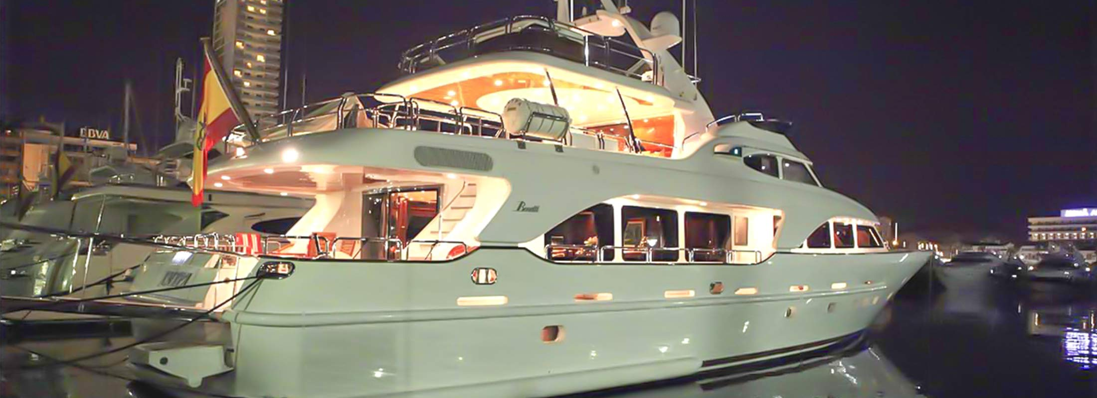 Anypa Motor Yacht for Charter Mediterranean slider 2