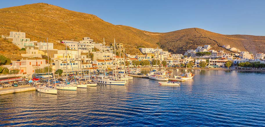 top yacht charter destinations mediterranean greece cyclades kythnos preview