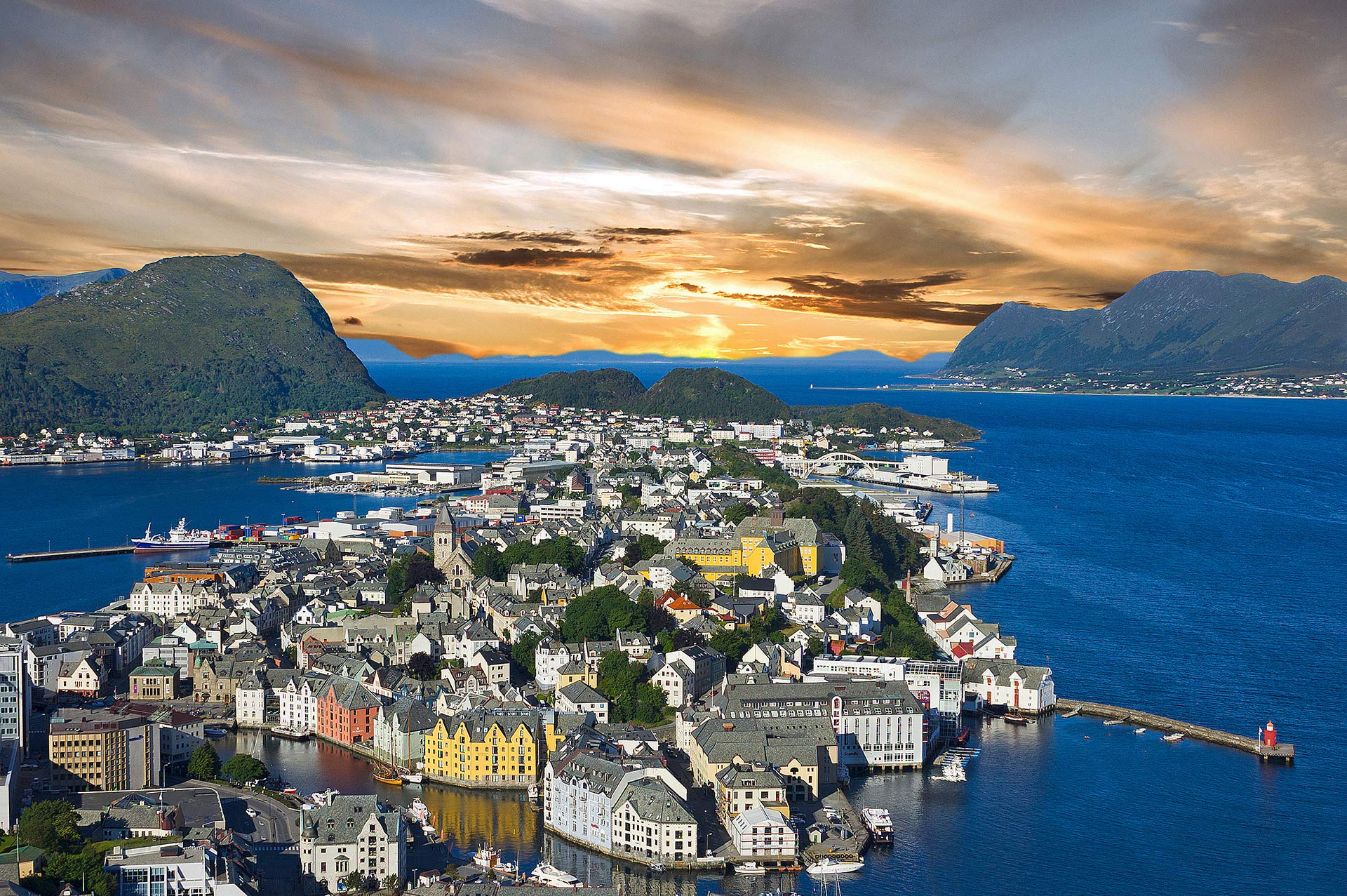 top yacht charter destinations northern europe norway gallery 2