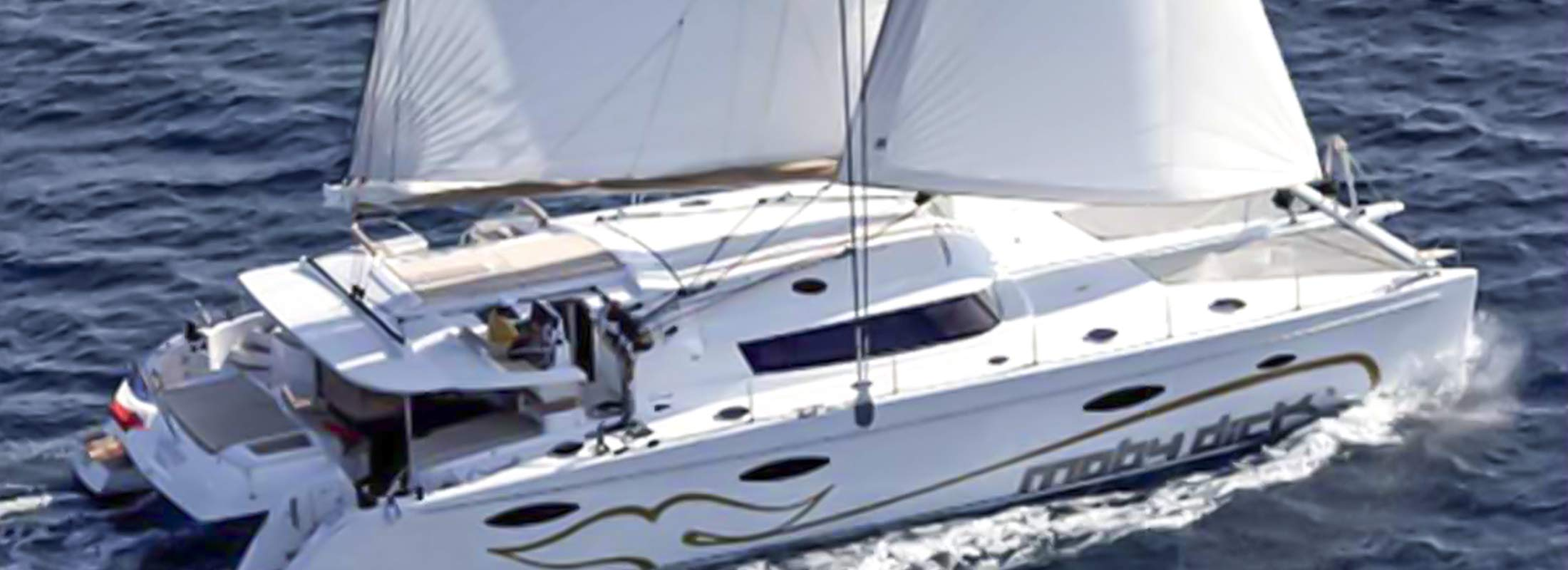 Moby Dick Sailing Yacht for Charter Mediterranean slider 1