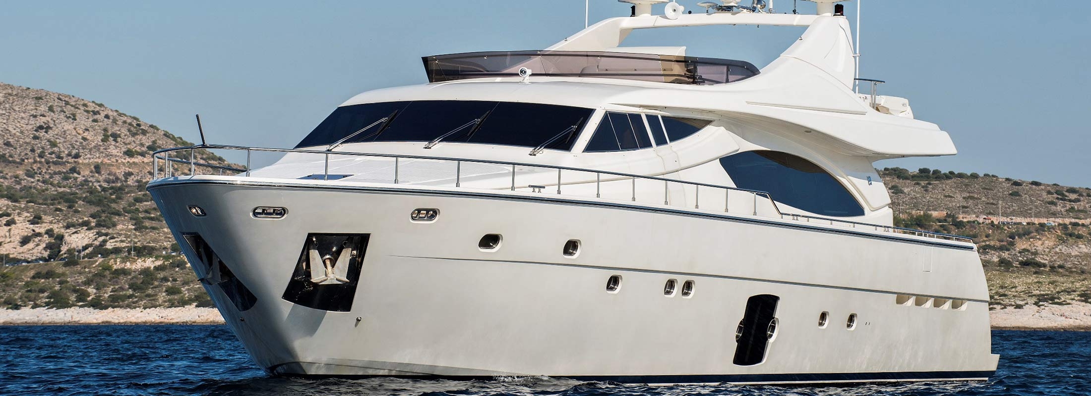 Day Off Motor Yacht for Charter Mediterranean slider 3