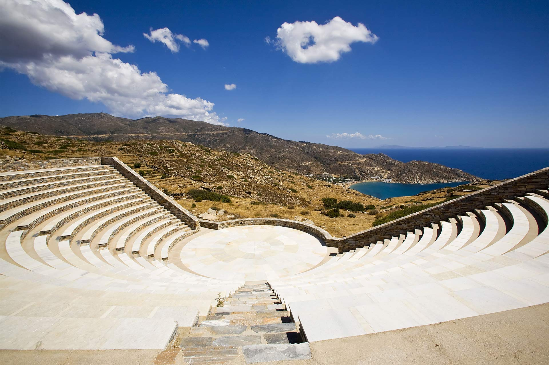 top yacht charter destinations mediterranean greece cyclades ios gallery 3