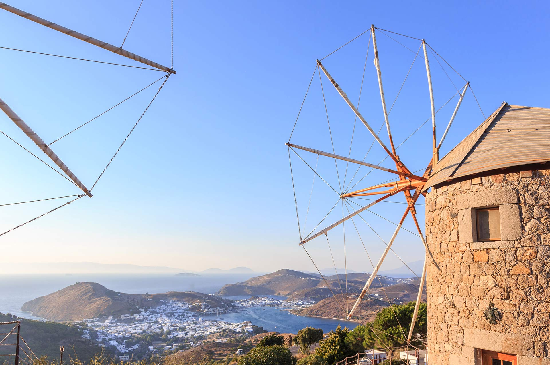 top yacht charter destinations mediterranean greece dodecanese north aegean islands patmos gallery 4