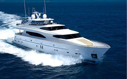 charter a sailing or motor luxury yacht annabel ii thumbnail