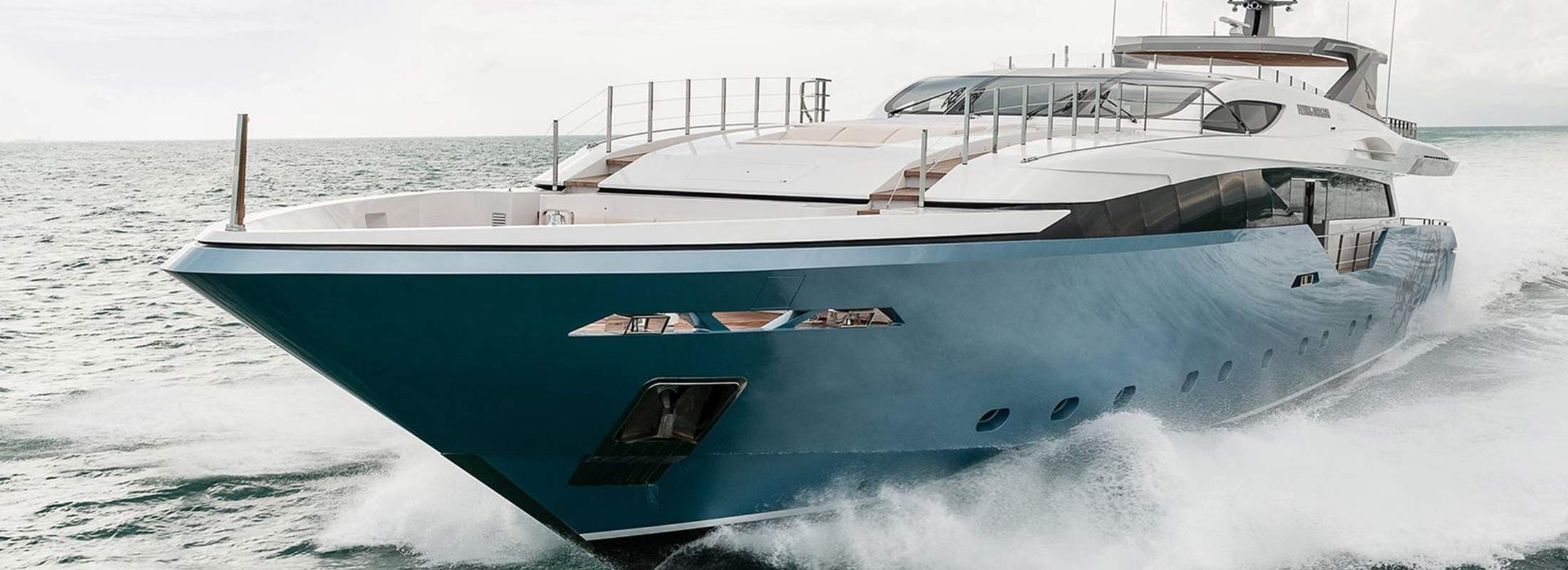 Dragon Motor Yacht for Charter Mediterranean slider 2