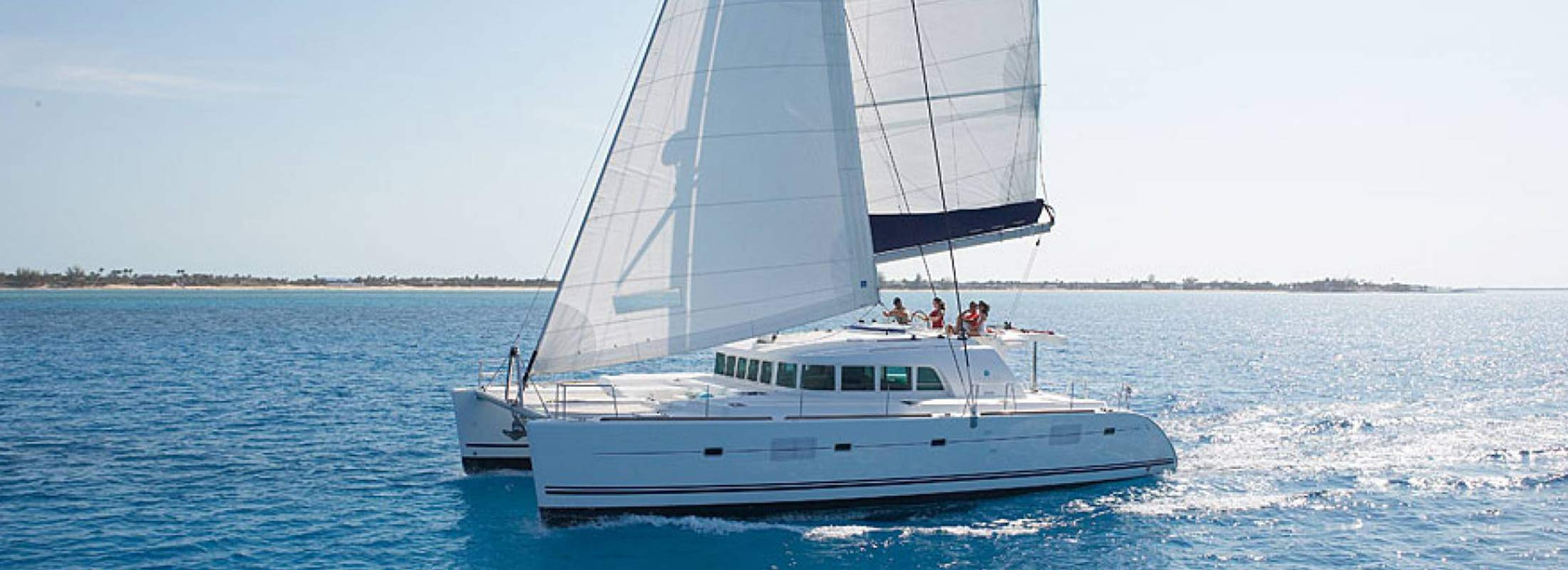 Whispers Sailing Yacht for Charter Carribean Sea The Bahamas slider 1