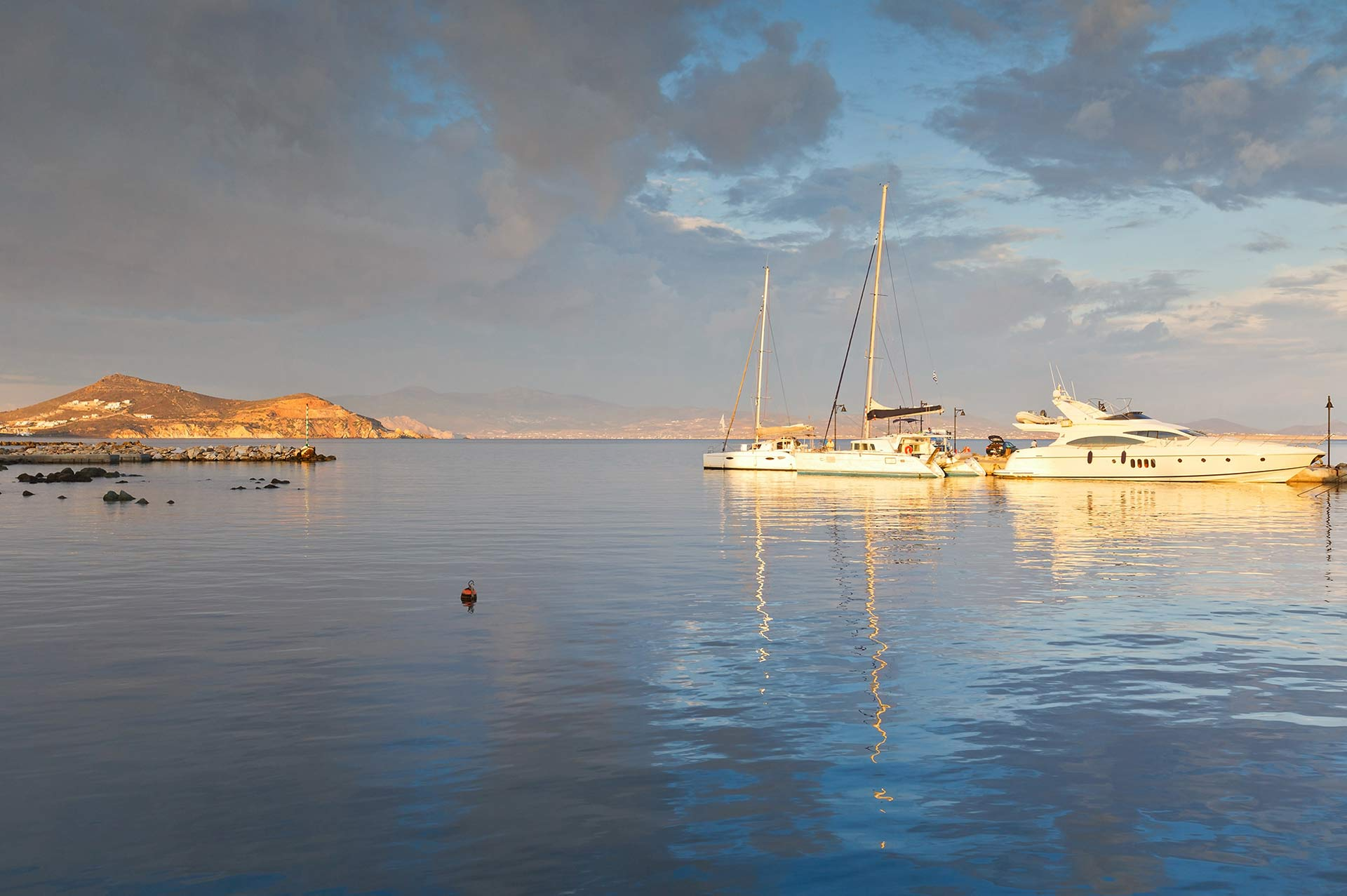 top yacht charter destinations mediterranean greece cyclades naxos gallery 1