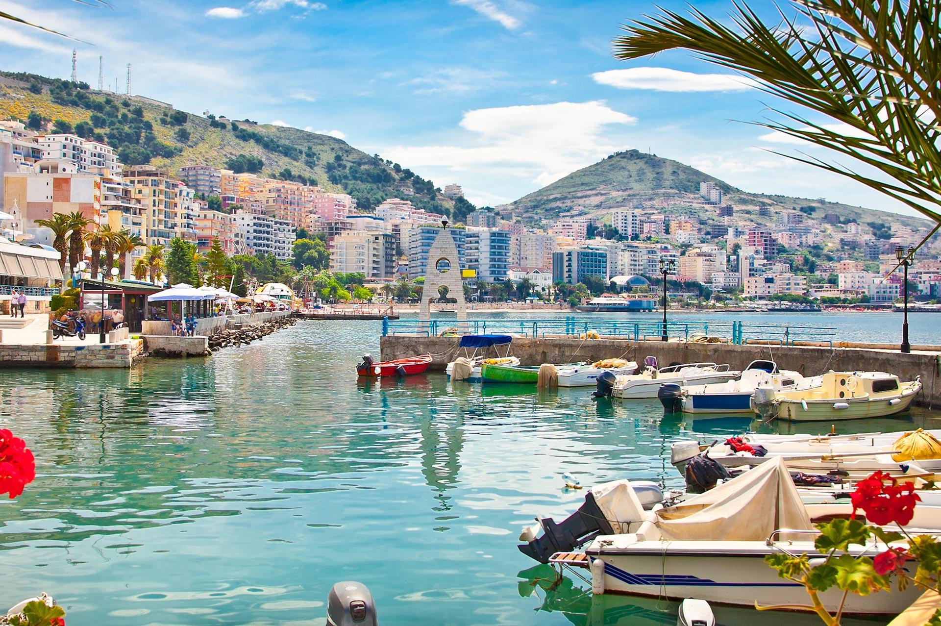 top yacht charter destinations adriatic sea albania saranda 3 gallery - Kota yang Wajib Dikunjungi Saat Berlibur ke Albania