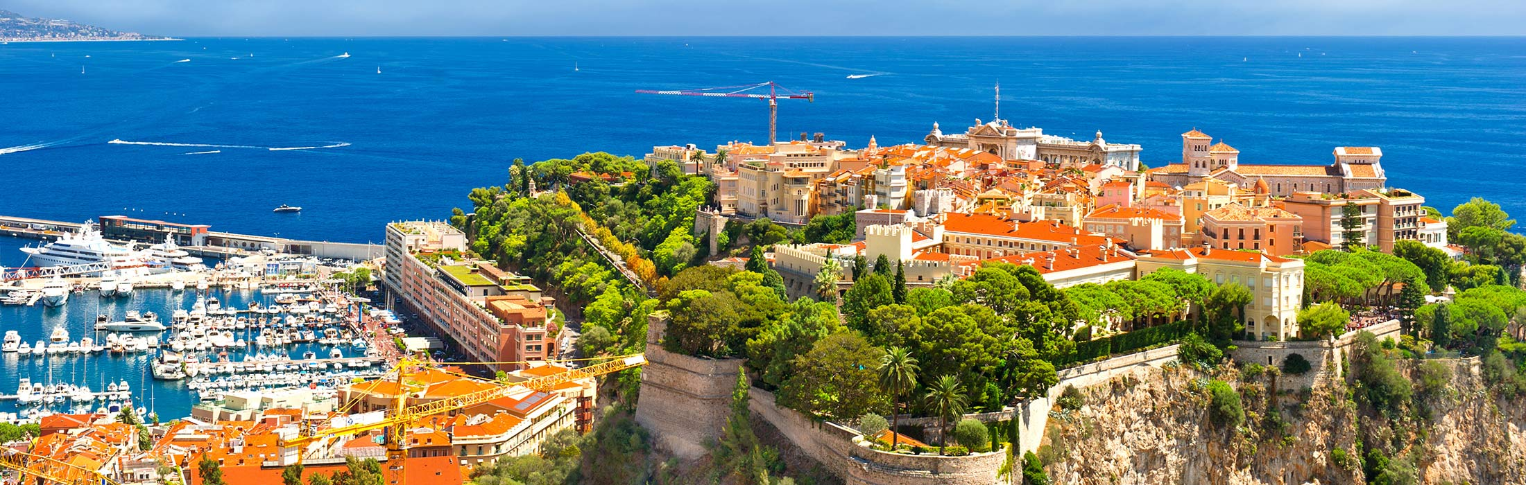 top yacht charter destinations mediterranean french riviera monaco main slider 1