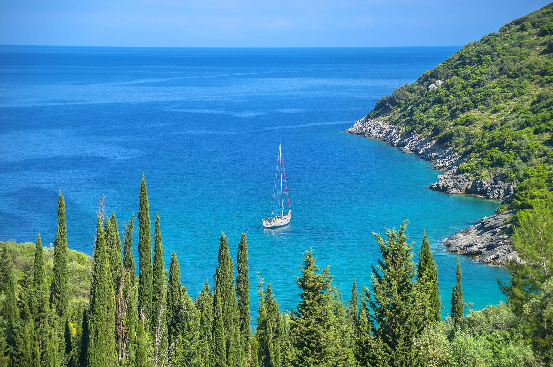 top yacht charter destinations mediterranean greece ionian islands ithaki gallery 4