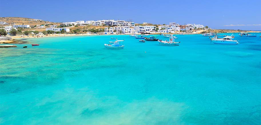 top yacht charter destinations mediterranean greece cyclades koufonisia preview