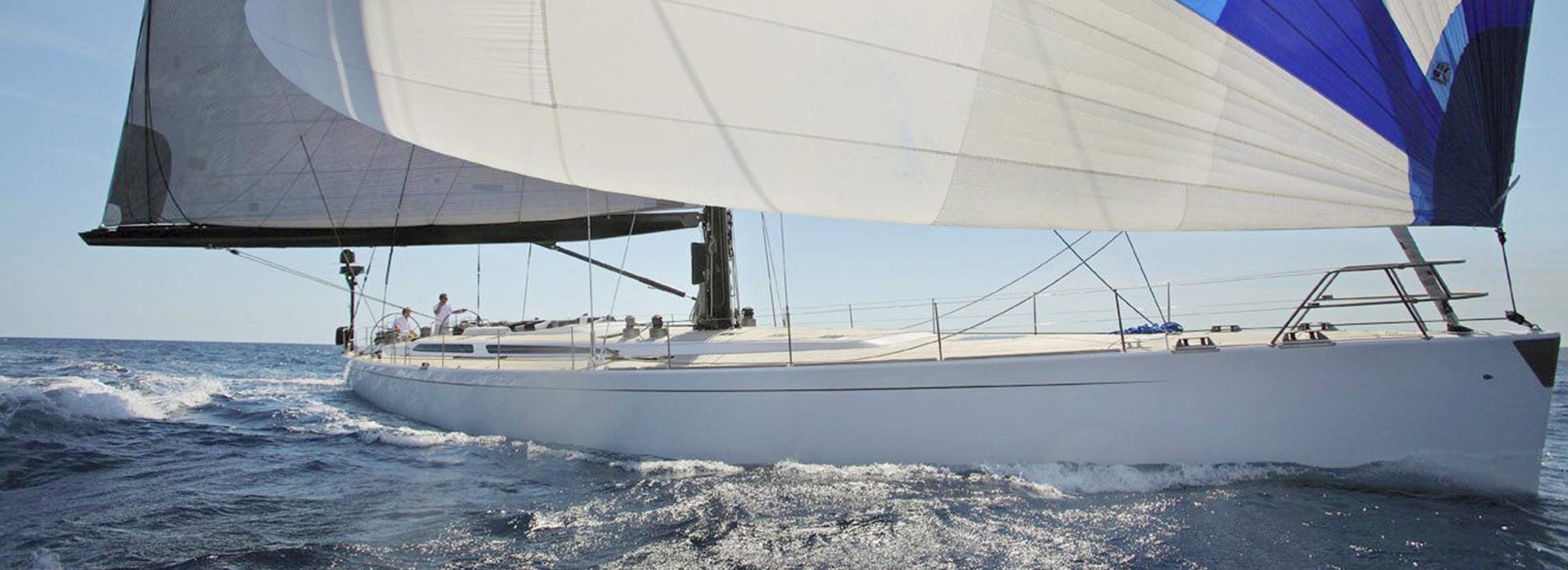 Lupa Of London Sailing Yacht for Charter Mediterranean Baltic slider 2
