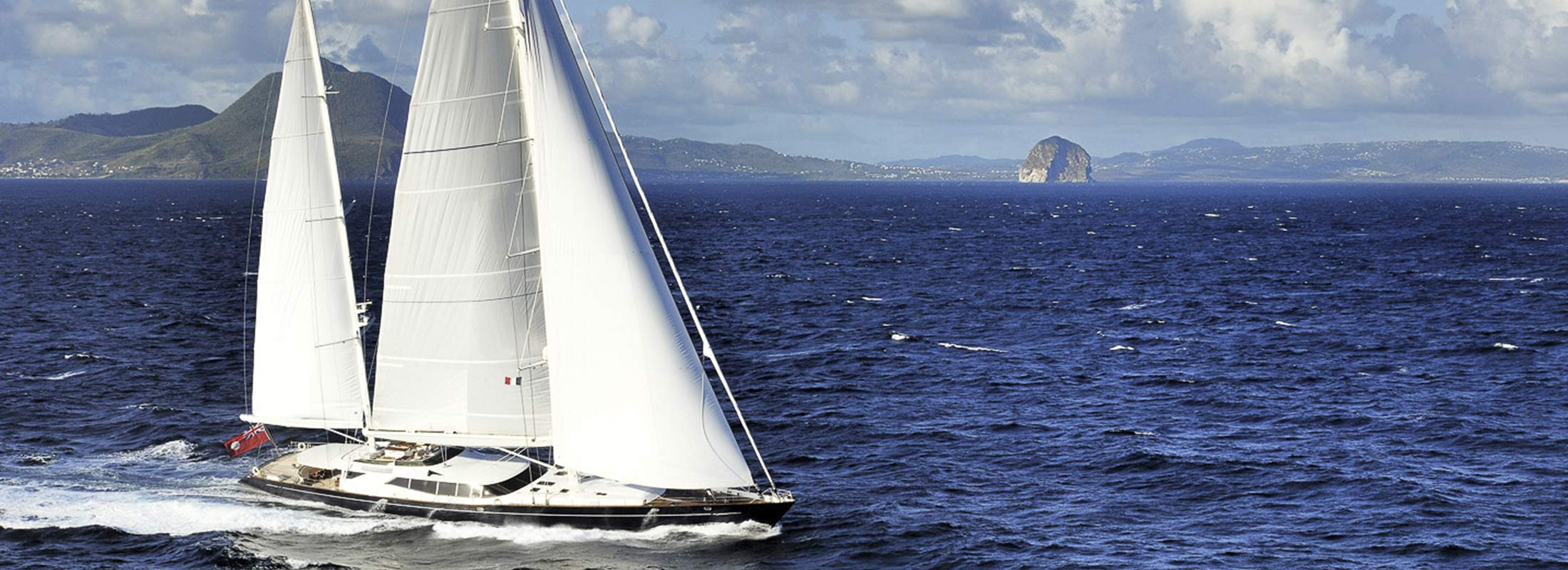 Drumbeat Sailing Yacht for Charter Norway Arctic slider 1