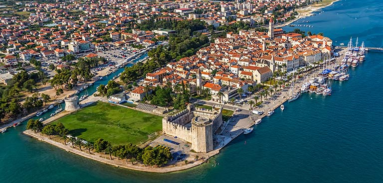 top yacht charter destinations adriatic sea croatia trogir preview