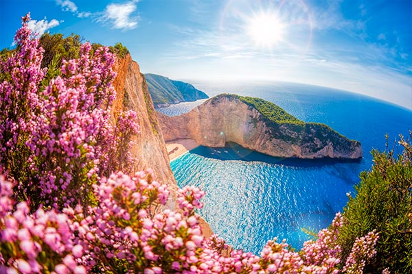 Yacht Charter Itinerary Ionian Islands
