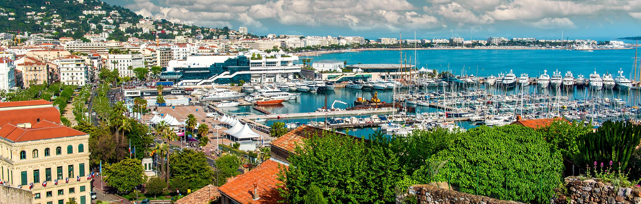 top yacht charter destinations mediterranean french riviera cannes main slider 2
