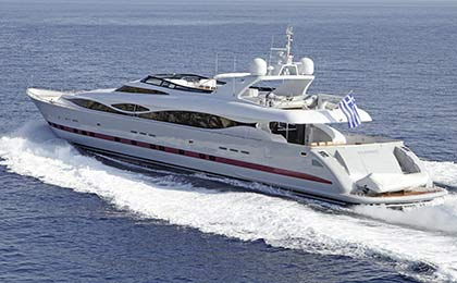 charter a sailing or motor luxury yacht glaros thumbnail