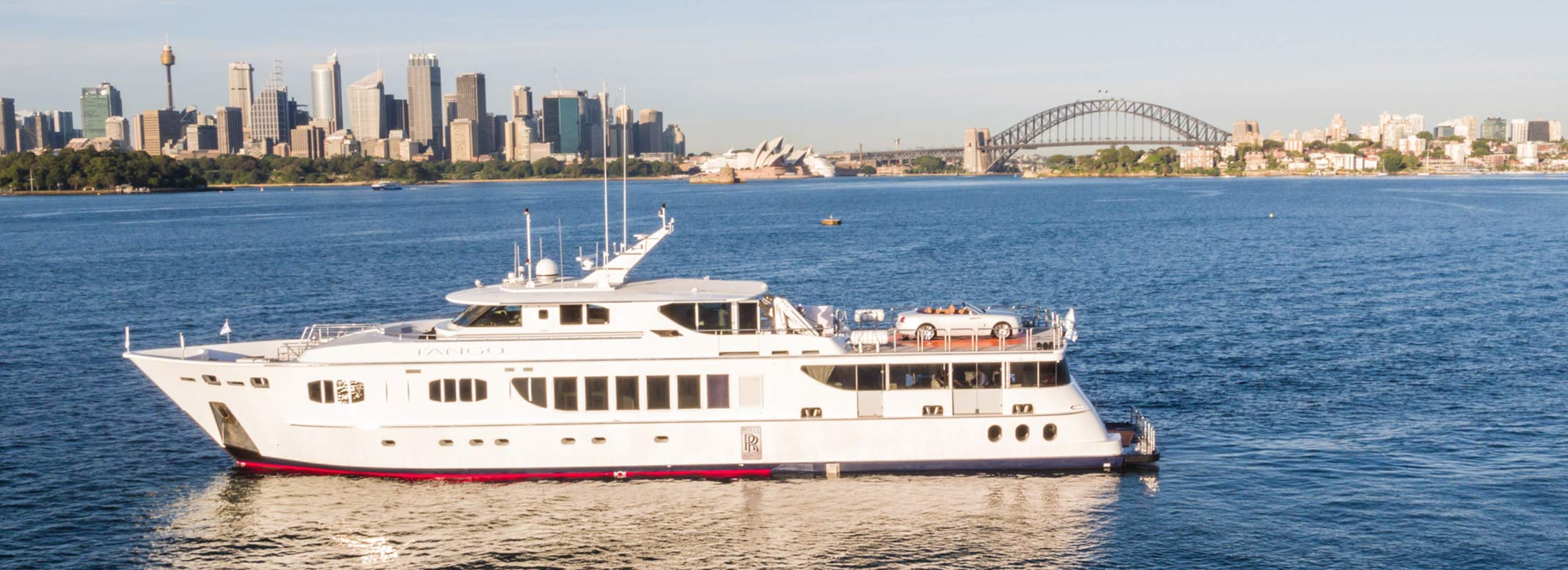 Tango Motor Yacht for Charter Great Barrier Reef  slider 1