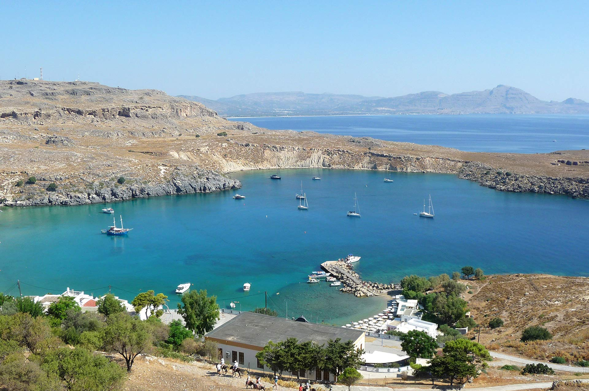 top yacht charter destinations mediterranean greece dodecanese north aegean islands tilos gallery 3