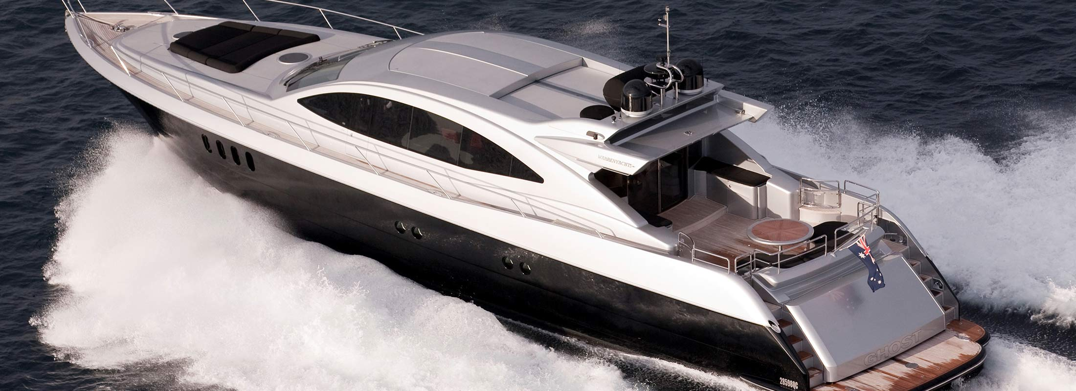 Element Motor Yacht for Charter Great Barrier Reef slider 1