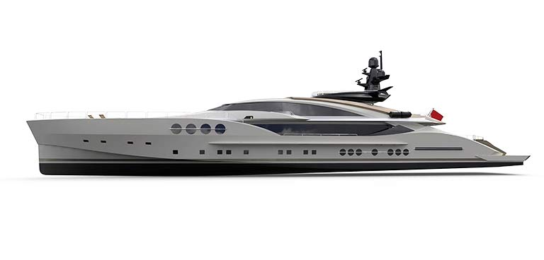 buy a sailing or motor luxury yacht build a yacht inner