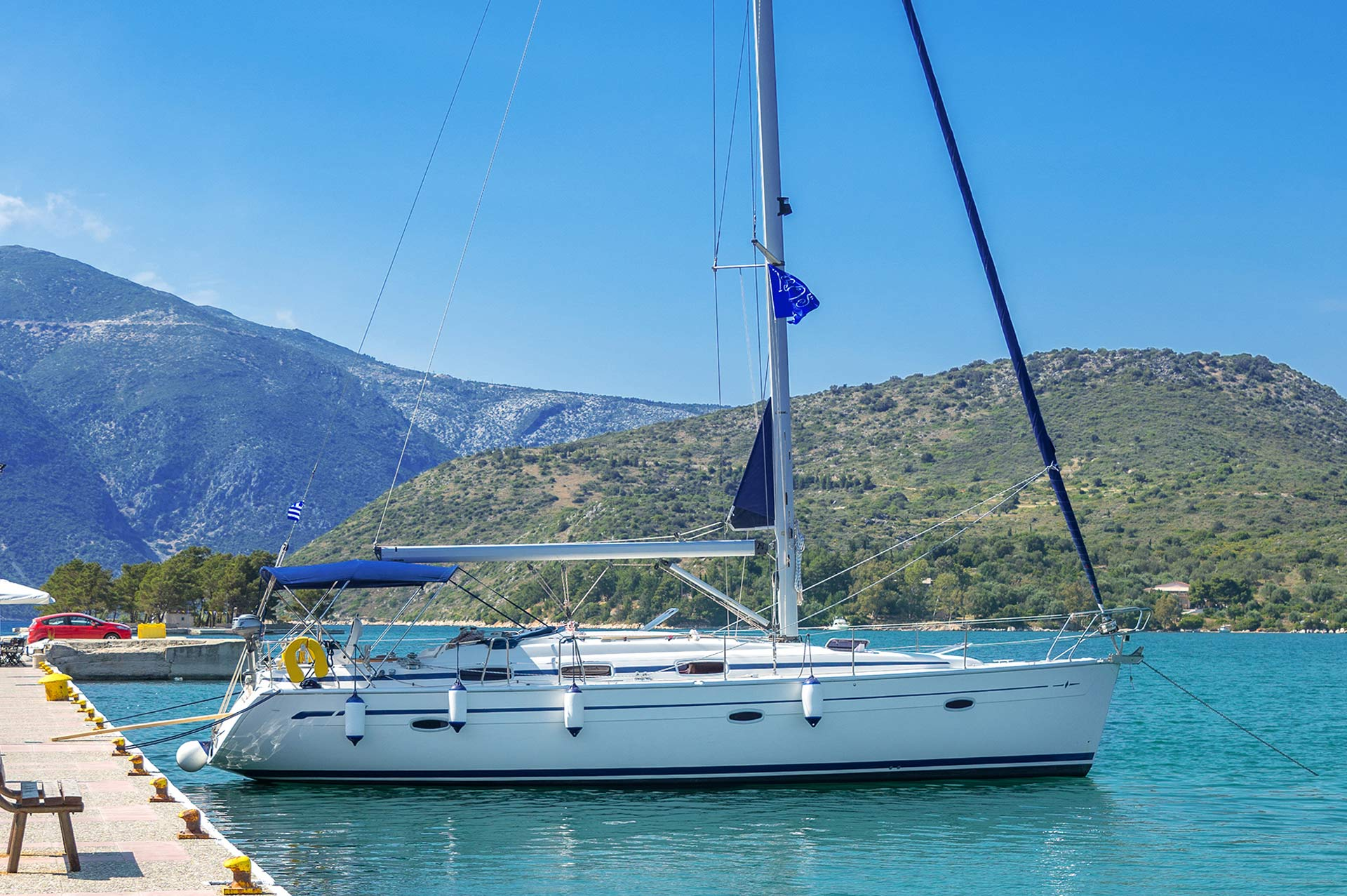 top yacht charter destinations mediterranean greece ionian islands ithaki gallery 1