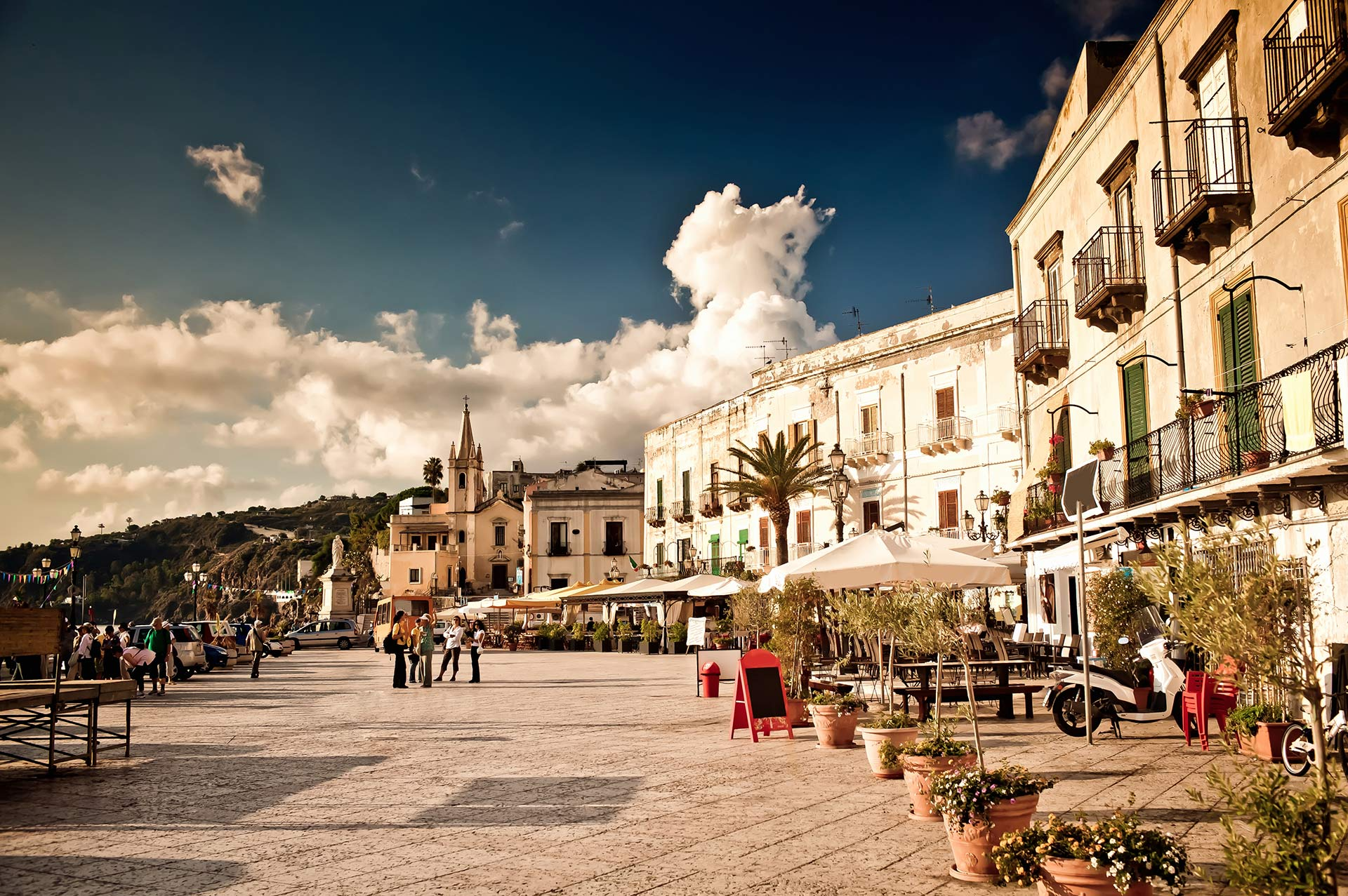 top yacht charter destinations mediterranean sicily and lipari islands lipari and the other aeolian islands gallery 4