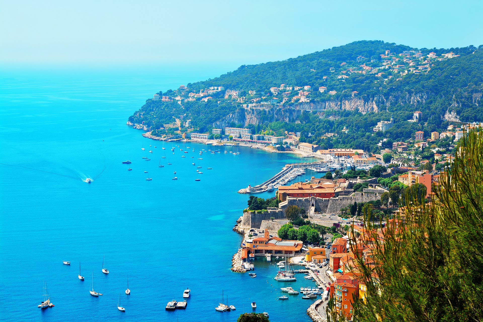 top yacht charter destinations mediterranean french riviera nice gallery 1