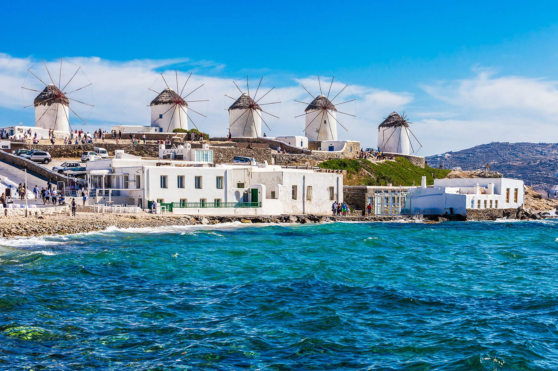 top yacht charter destinations mediterranean greece cyclades mykonos gallery 2