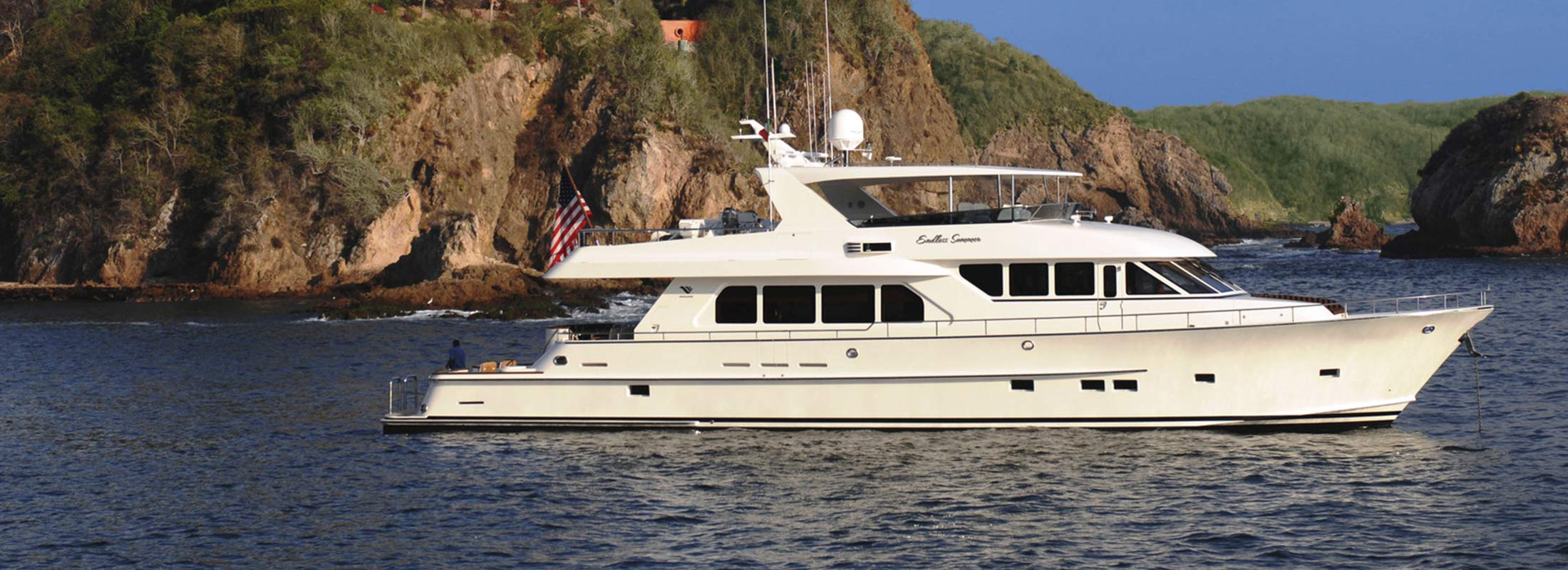 Endless Summer Motor Yacht for Charter Mediterranean slider 1