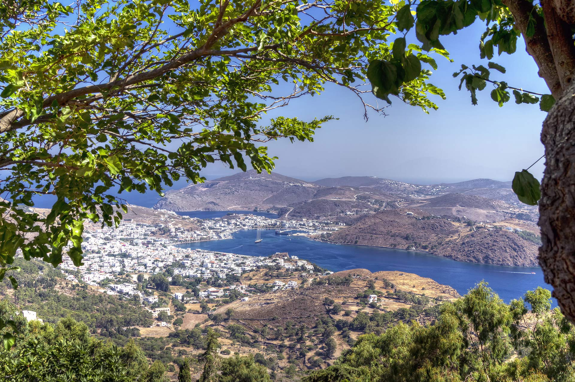 top yacht charter destinations mediterranean greece dodecanese north aegean islands patmos gallery 3