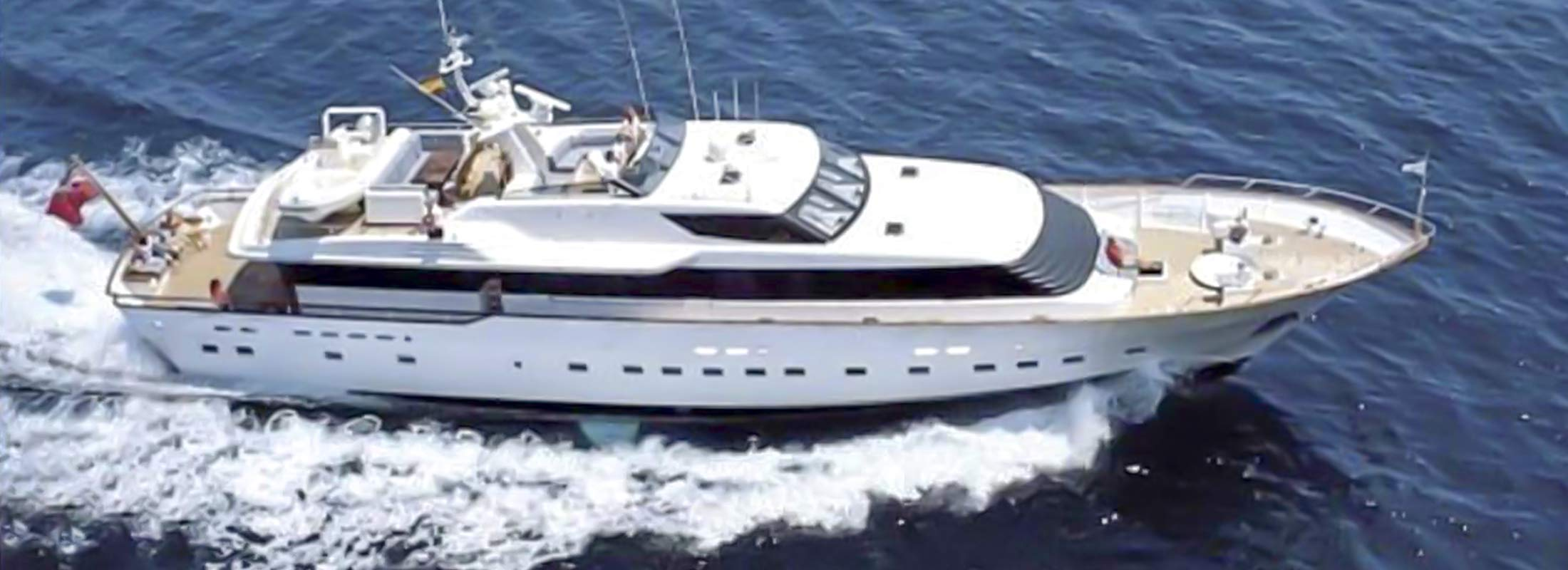 Atlantic Endeavour Motor Yacht for Charter Mediterranean slider 2