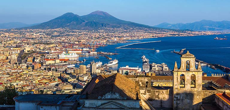 top yacht charter destinations mediterranean italian coast naples preview