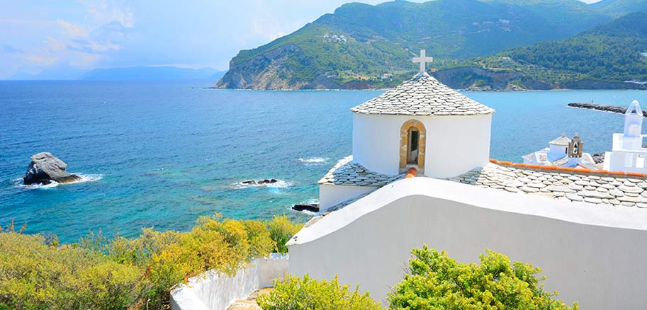 top yacht charter destinations mediterranean greece sporades skopelos preview