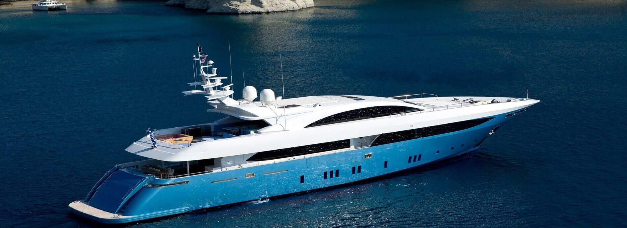 Barents Sea Motor Yacht for Charter Mediterranean slider 2