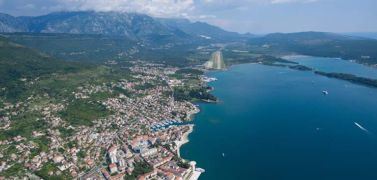 top yacht charter destinations adriatic sea montenegro tivat preview