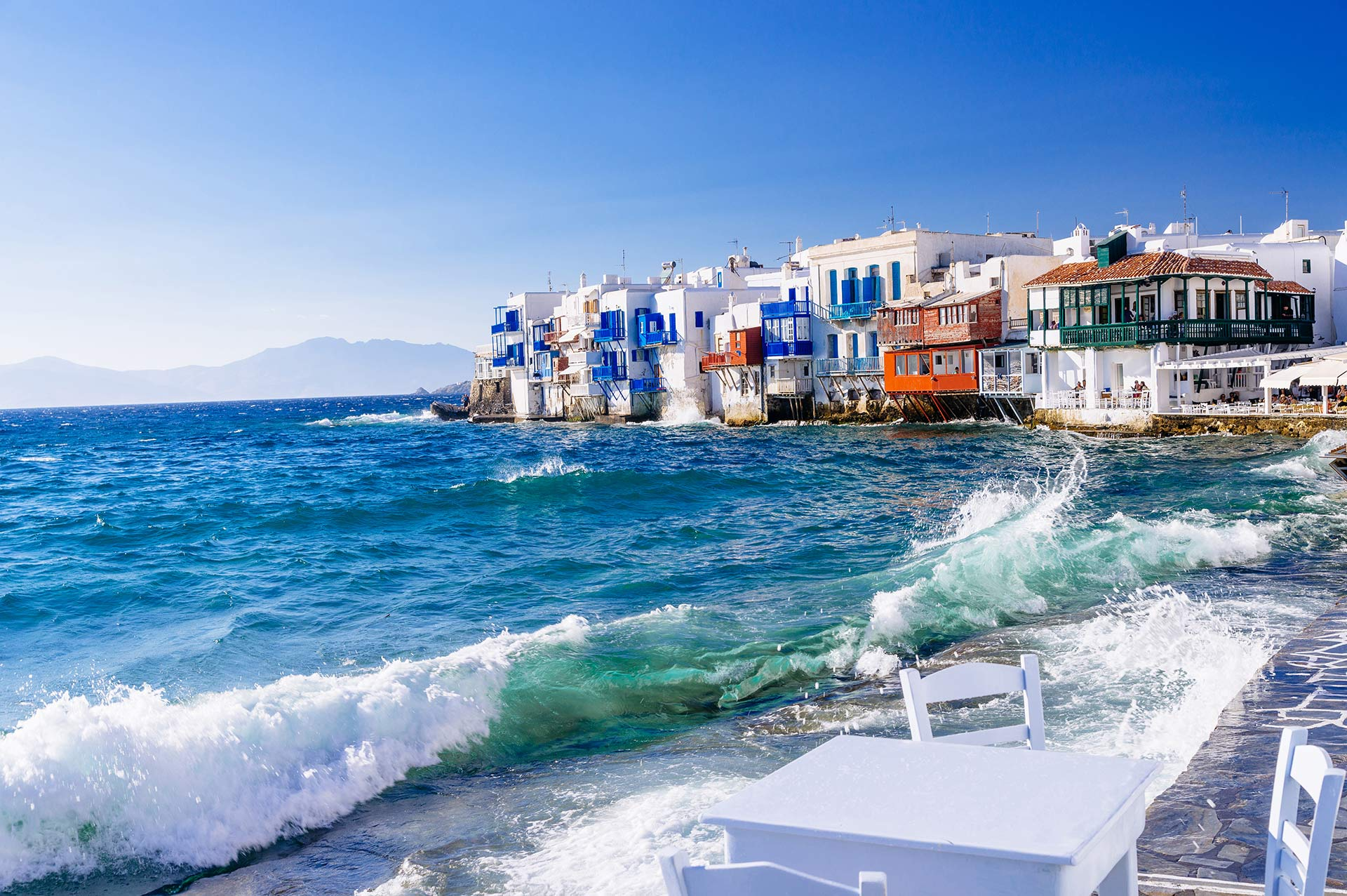 top yacht charter destinations mediterranean greece cyclades mykonos gallery 1