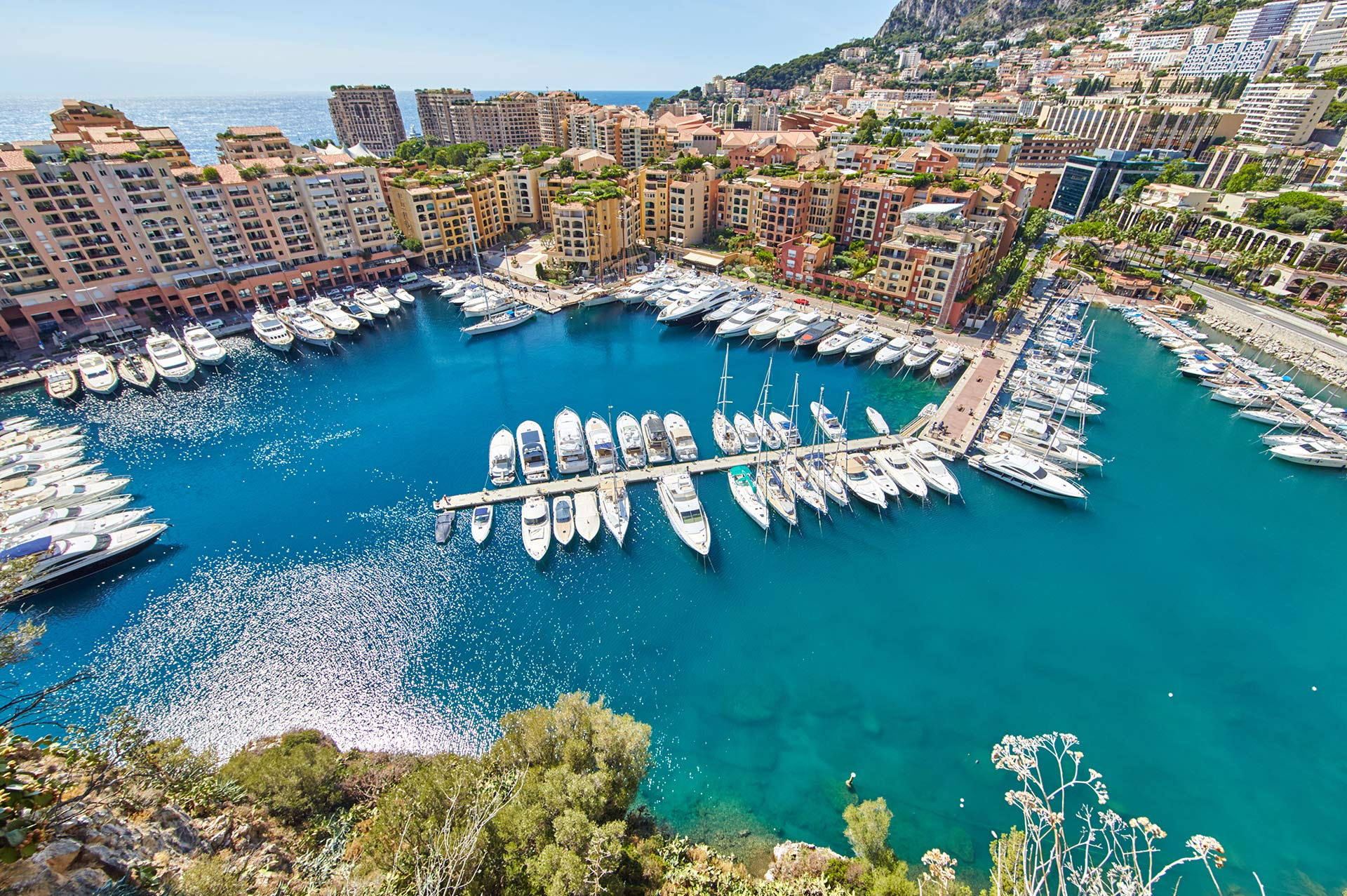 top yacht charter destinations mediterranean french riviera monaco gallery 2
